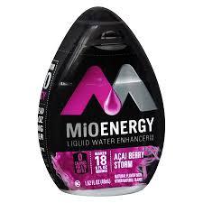 mio energy liquid water enhancer acai