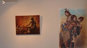 a tribute to ethiopian art makush art