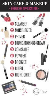 beginners makeup skin care and makeup