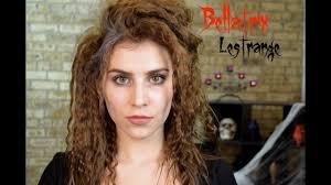 bellatrix lestrange halloween tutorial