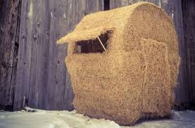 diy project make your own bale blind