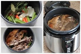 pressure cooker instant pot turkey stock