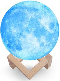 Amazon Com Neteast Moon Lamp For Kids And Toddler Top 3d Moon Night Lights Gifts For Kids Boys Girls Children Birthday Christmas Home Kitchen