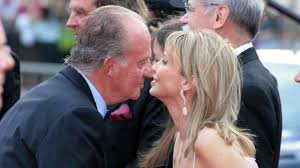"Corinna Larsen reveals new intimacies of King Juan Carlos: ""He ..."