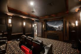 32 inspiring home theaters to help
