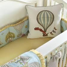 baby bedding sets hot air balloon nursery