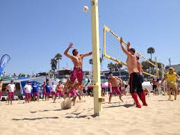 Charlie Saikley 6-man Beach Volleyball Tournament | Kossifornia