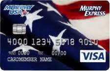 murphy usa credit card payment login