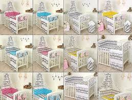 baby bedding set cot or cot bed