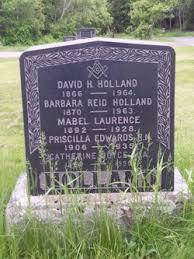Priscilla Edwards Holland (1906-1935) - Find A Grave Memorial