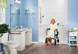 when designing an accessible bathroom