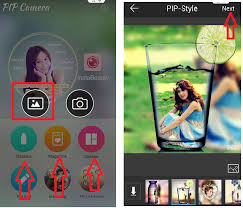 best photo frames effect app for android