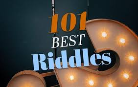 101 Riddles With Answers Best Riddles For Kids And Adults