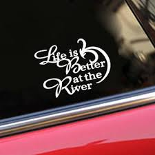Buy River Life Decal At Affordable Price From 2 Usd Best Prices Fast And Free Shipping Joom