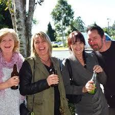 Debbie, Philippa Diver, Wendy McCutcheon and Phil Diver at Saffron ... |  Buy Photos Online | Chronicle