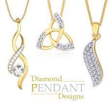most beautiful diamond pendant designs
