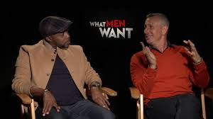 Adam Shankman and Will Packer Interview: What Men Want - YouTube
