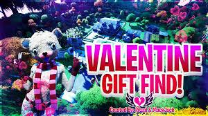 valentine gift find fortnite creative