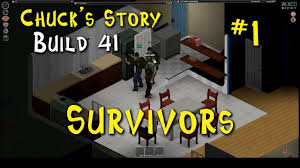 project zomboid build 41 ep1 super