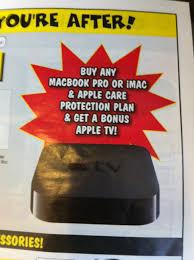 Free Apple TV Offer at JB Hi-Fi