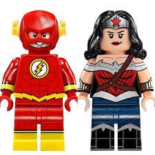 LEGO FLASH AND WONDER WOMAN EDIT!