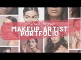 makeup artist portfolios how to build