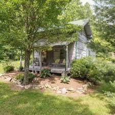 house apartment creekside log cabin