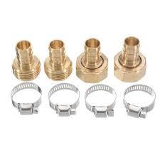 3 4 npt brass male female connector