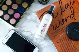 l oreal infallible fixing mist review