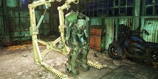 Fallout 76 Power Armor Locations In The Forest Ariden Kane