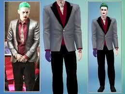 squad joker suit
