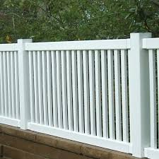 Ez Fence 4 Ft X 5 Ft Vinyl Fence Panel Wayfair
