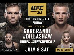 ufc 213 main card predictions you