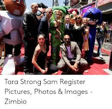 Tara Strong Sam Register Pictures Photos & Images - Zimbio | Images Meme on  ME.ME