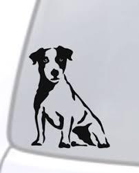 Pitbull Face Vinyl Decal Sticker Car Rear Window Wall Bumper Dog Terrier Puppy