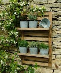 garden trading wooden wall mounted herb