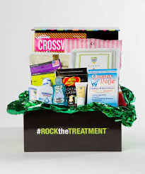 radiation baskets rock the treatment