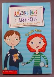 The Amazing Days of Abby Hayes, Two Hands Are Better Than One, Paperback  Chapter Book, #7 - RONS RESCUED TREASURES