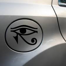 Car Sticker Eye Of Ra Horus Egyptian God Vinyl Decal Window Sticker For Car Buy At A Low Prices On Joom E Commerce Platform
