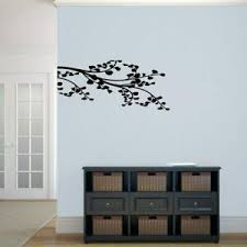 Corner Leafy Branch Wall Decal Trees Branches Leaves Wall Accent Wall Art Ebay