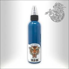 Solid Ink Chris Garver 30ml Mikiri Blues - Nordic Tattoo Supplies