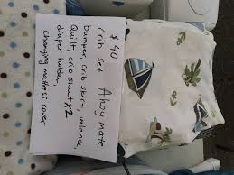 ahoy mate crib bedding for in