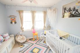 a native american nursery for baby