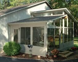 enclosed patio covers ideas bedroom