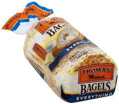 thomas everything bagels 6 ea