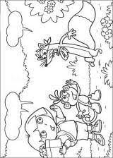 Dora Kleurplaten Dora