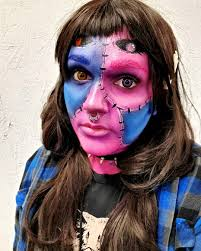 face paint and airbrush makeup alex