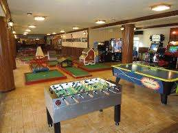 Great Game Room For The Kids Picture Of Skytop Lodge Tripadvisor