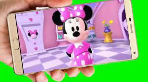 Minnie Mouse Video De Invitacion O Cumpleanos De Para Whatsapp O