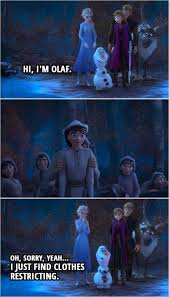 best olaf quotes scattered quotes